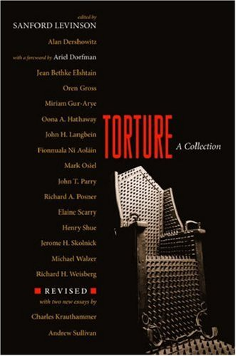 Torture: A Collection 9780195306460