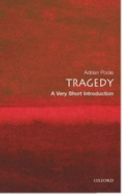 Tragedy: A Very Short Introduction 9780192802354