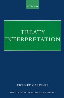 Treaty Interpretation 9780199597048