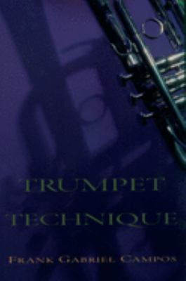 Trumpet Technique 9780195166934
