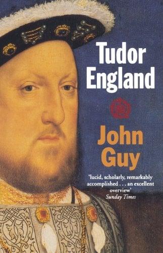 Tudor England 9780192852137