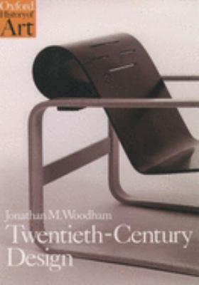 Twentieth-Century Design 9780192842046