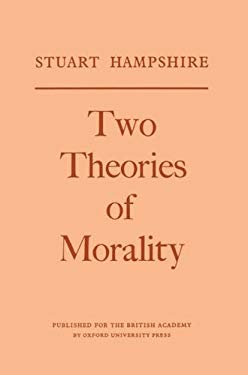 Two Theories of Morality 9780197259757