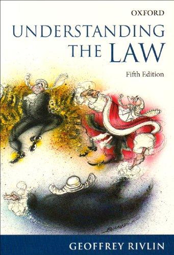 Understanding the Law 9780199547203