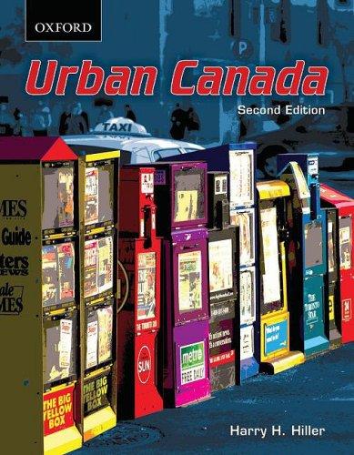 Urban Canada 9780195430110