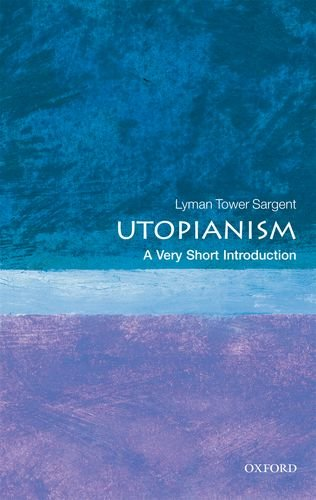 Utopianism: A Very Short Introduction 9780199573400