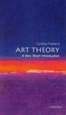 Art Theory: A Very Short Introduction 9780192804631