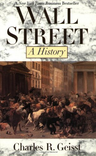 Wall Street: A History 9780195130867