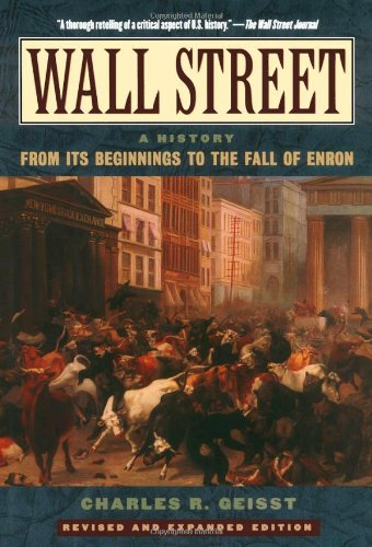 Wall Street: A History 9780195115123