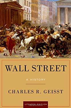 Wall Street: A History, Updated Edition 9780195396218