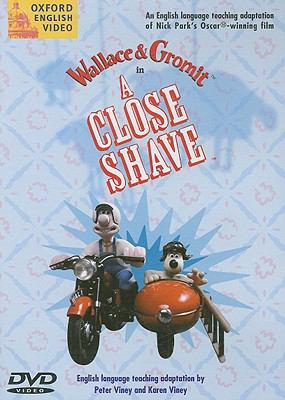 Wallace & Gromit in a Close Shave 9780194592390