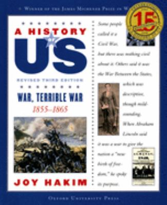 War, Terrible War, 1855-1865 9780195327205