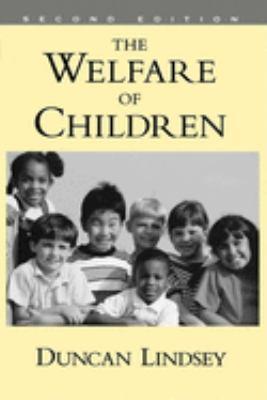 Welfare of Children 9780195085181