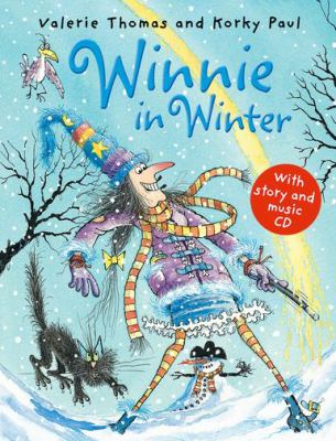 Winnie in Winter 9780192726704