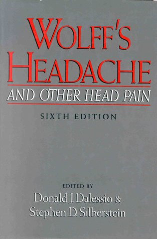 Wolff's Headache and Other Head Pain: And Other Head Pain 9780195082500