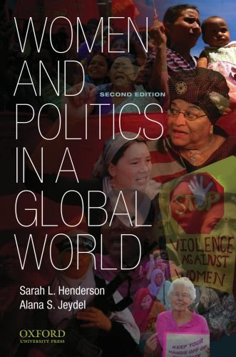 Women and Politics in a Global World 9780195388077