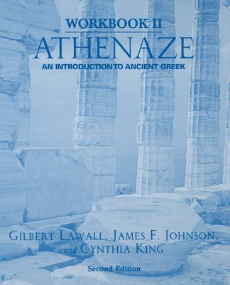 Workbook II: Athenaze: An Introduction to Ancient Greek, 2nd Ed. 9780195149555