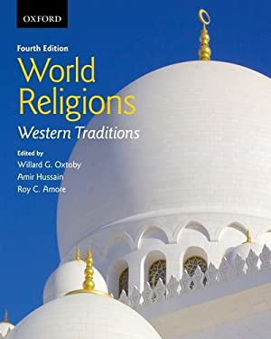 World Religions: Western Traditions 9780199002870