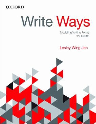 Write Ways: Modelling Writing Forms 9780195559118