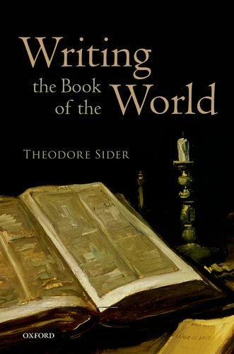 Writing the Book of the World 9780199697908