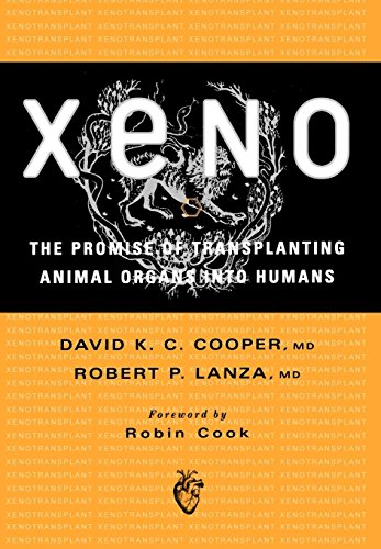 Xeno: The Promise of Transplanting Animal Organs Into Humans 9780195128338