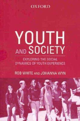Youth and Society 9780195513264