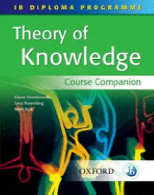theory of knowledge: course companion 9780199151226