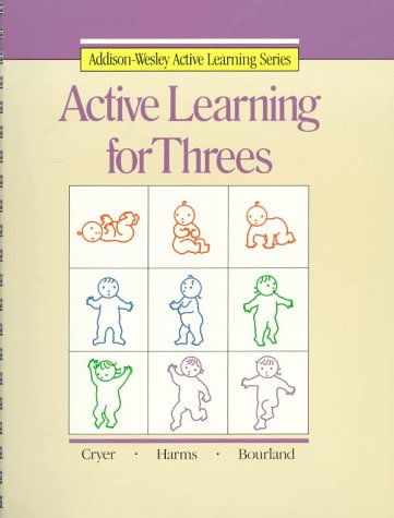34633 Active Learning for Threes 9780201213379