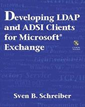Developing LDAP and ADSI Clients for Microsoft(R) Exchange