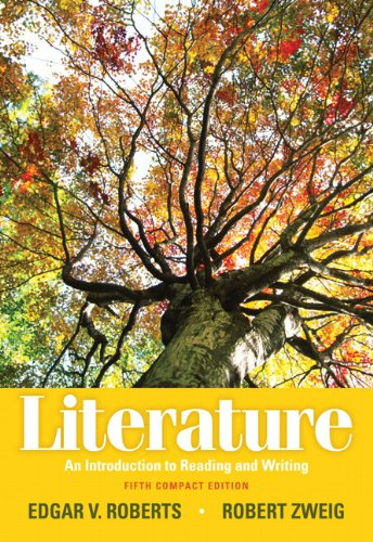 literature an introduction to reading and writing A significant portion of historical writing ranks as literature, particularly the genre known as creative nonfiction,  further reading major forms.