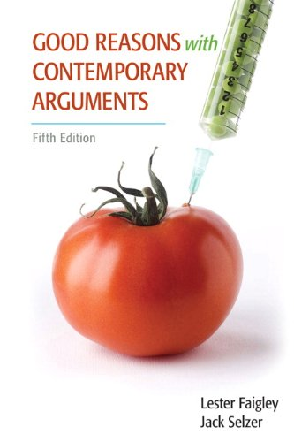 Good Reasons with Contemporary Arguments Plus New Mycomplab Etext Student Access Card 9780205000937