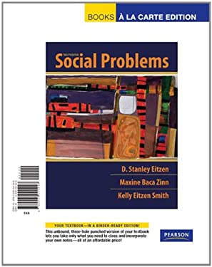 Social Problems, Books a la Carte Edition 9780205001248
