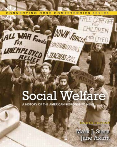 Social Welfare: A History of the American Response to Need 9780205001910