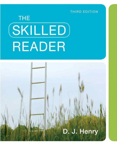 Skilled Reader, the (with Myreadinglab Pearson Etext Student Access Code Card) 9780205008711