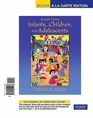 Infants, Children, and Adolescents 9780205011063