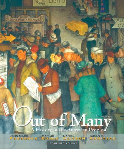Out of Many: Combined Volume: A History of the American People 9780205011926