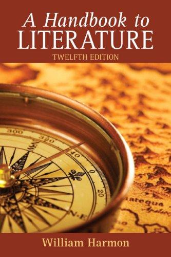 A Handbook to Literature 9780205024018