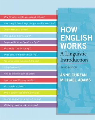 How English Works: A Linguistic Introduction 9780205032280