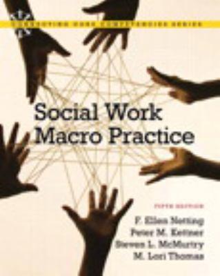 Social Work Macro Practice Plus Mysocialworklab with Etext 9780205042500