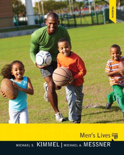Men's Lives 9780205096411