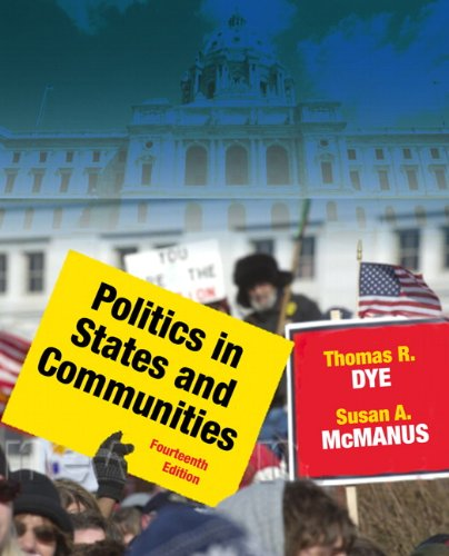 Politics in States and Communities 9780205109968
