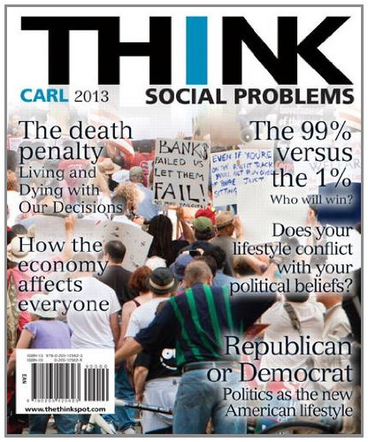 Think Social Problems - 2nd Edition