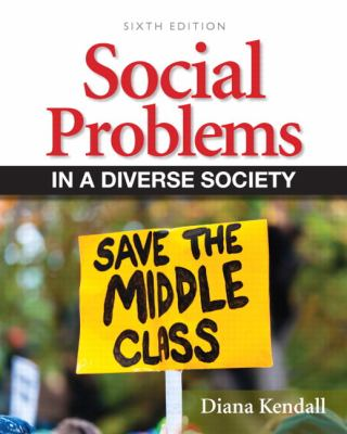 Social Problems in a Diverse Society 9780205152902