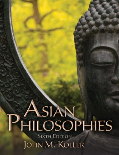 Asian Philosophies 9780205168989