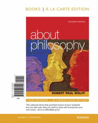 About Philosophy 9780205206209