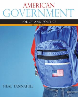 American Government: Policy and Politics 9780205210558
