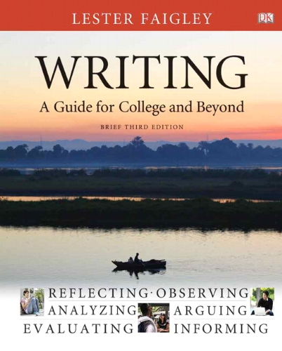 Writing: A Guide for College and Beyond 9780205223299