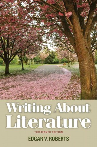 Writing about Literature 9780205230310