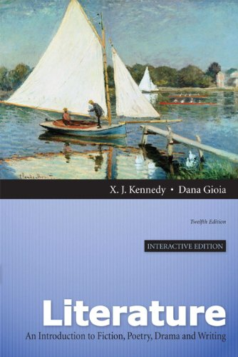 Literature: An Introduction to Fiction, Poetry, Drama, and Writing [With Access Code] 9780205230396