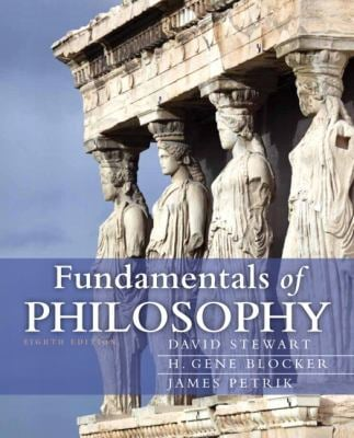 Fundamentals of Philosophy 9780205242993